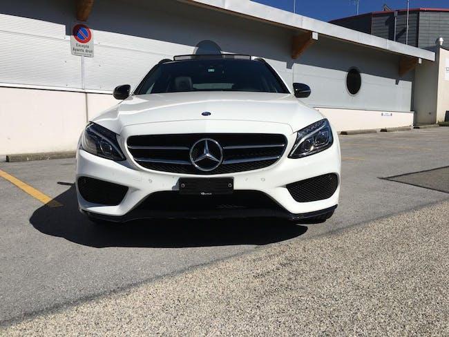 estate Mercedes-Benz C-Klasse C 250 d Swiss Star AMG Line 4m Kombi