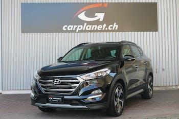 suv Hyundai Tucson 2.0 CRDi 185 PS Vertex 4WD