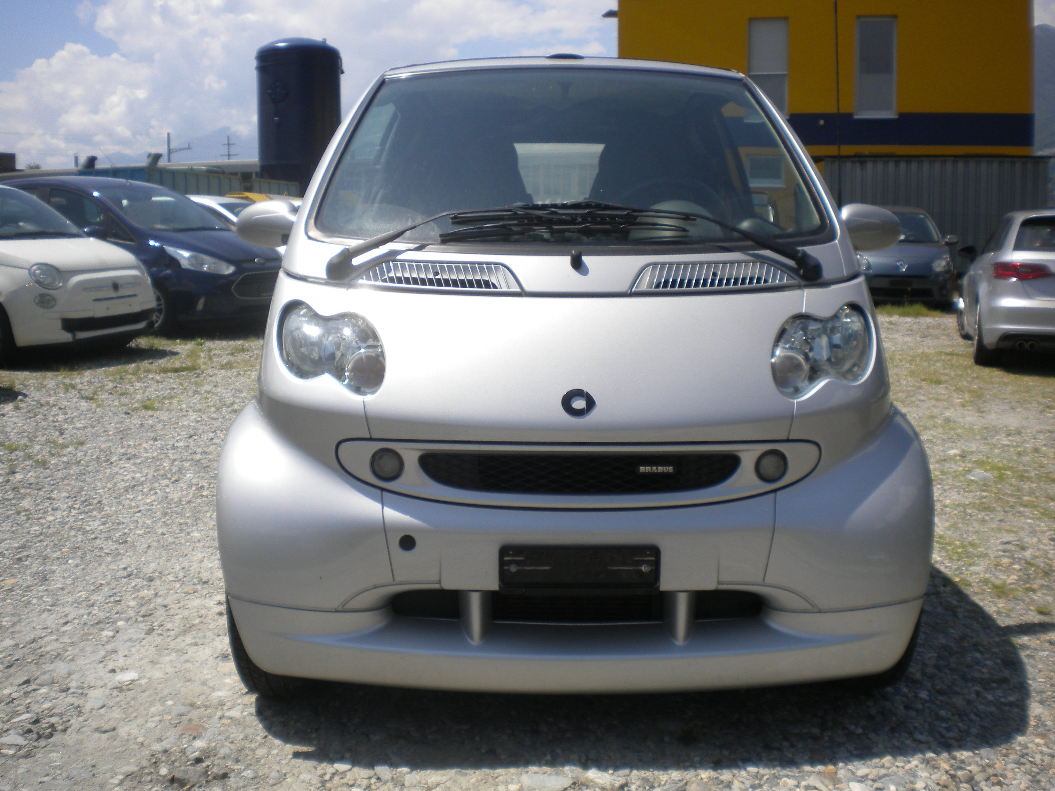 cabriolet Smart City/Fortwo Fortwo Cabrio 700 75 Brabus