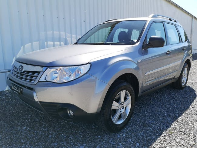 suv Subaru Forester 2.0X Swiss Special Automatic