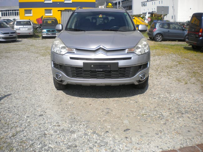 suv Citroën C-Crosser 2.2 16V HDi Exclusive