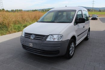 estate VW Golf Caddy 1.9TDI