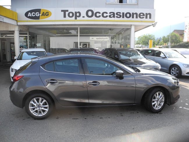 saloon Mazda 3 2.2 16V CD Ambition