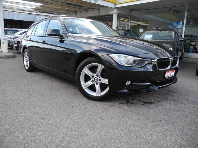 estate BMW 3er 318d xDrive Touring Sport Line