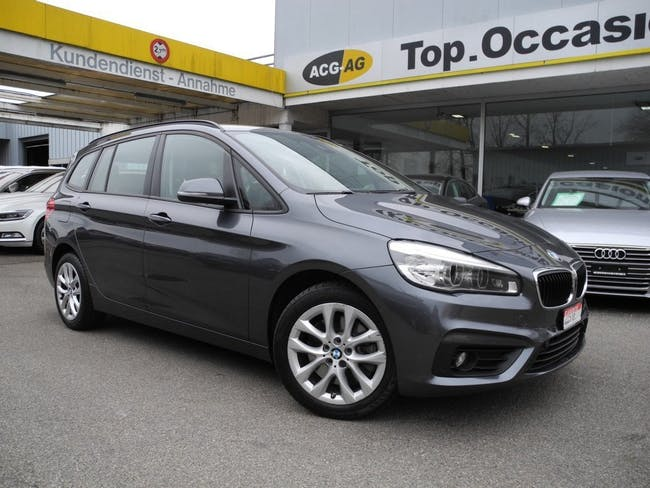 van BMW 2er 220d xDrive Gran Tourer Steptronic