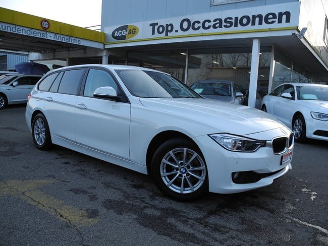 estate BMW 3er 320d Touring