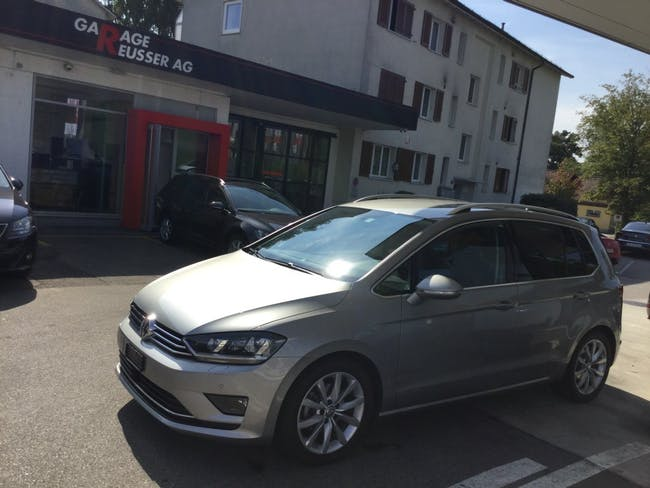 van VW Golf Sportsvan 1.4 TSI HIGHLINE DSG 150 PS