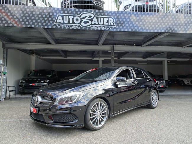 saloon Mercedes-Benz A-Klasse W176 A 180 AMG Line