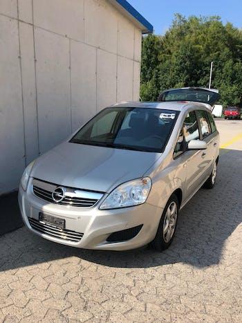 van Opel Zafira 1.8i 16V Enjoy
