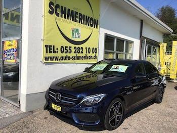 saloon Mercedes-Benz C-Klasse C 400 AMG Line 4Matic 7G-Tronic