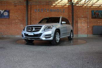 estate Mercedes-Benz GLK-Klasse GLK 220 BlueTEC 4Matic