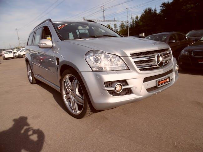 suv Mercedes-Benz GL-Klasse GL 450 (420) CDI 4Matic 7G-Tronic