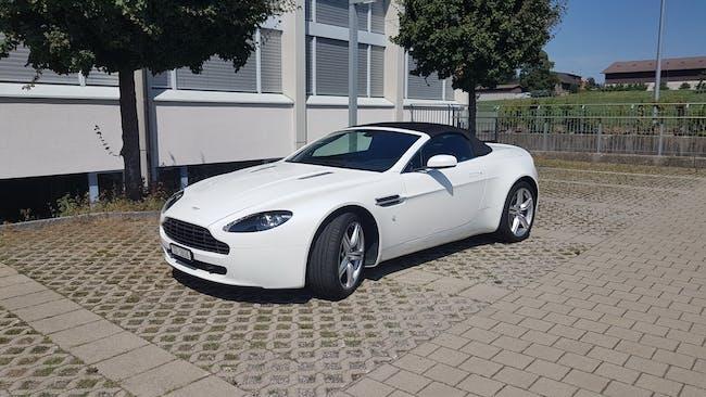 cabriolet Aston Martin V8/V12 Vantage V8 Vantage Roadster 4.7 Sportshift