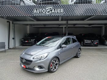 saloon Opel Corsa 1.4 Turbo eTEC GSi S/S