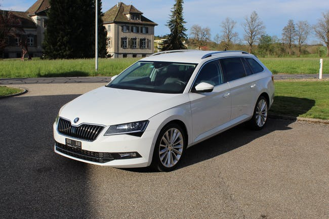 estate Skoda Superb Combi 2.0 TDI 190 Style 4x4 DSG