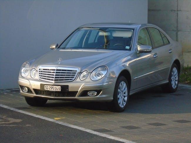 saloon Mercedes-Benz E-Klasse E 320 CDI Elégance 4Matic Automatic