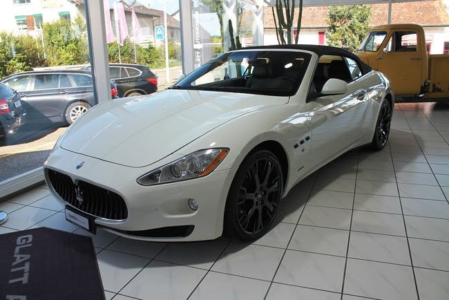 cabriolet Maserati GranCabrio/Granturismo GranCabrio Automatica