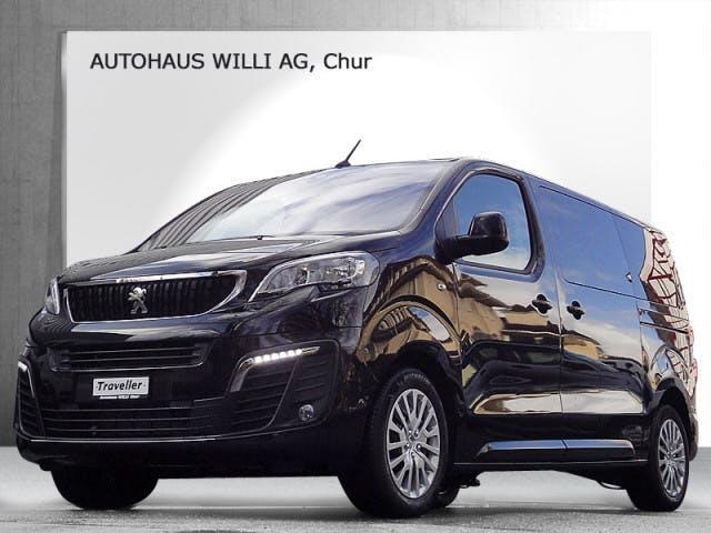 bus Peugeot Traveller Active Standard