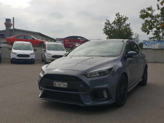 saloon Ford Focus 2.3 EcoBoost RS AWD