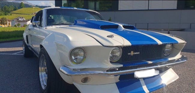 coupe Ford Mustang Shelby GT 500 Cobra
