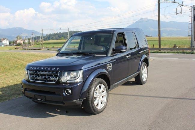 suv Land Rover Discovery 3.0 SDV6 SE Automatic