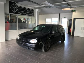 saloon VW Golf 1.8 T GTI