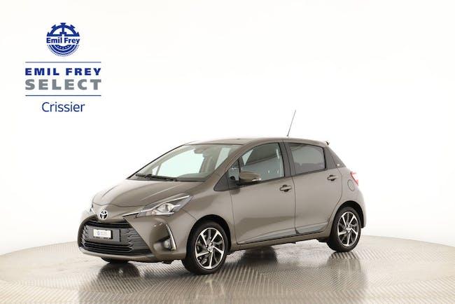 estate Toyota Yaris 1.5 VVT-iE Trend