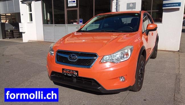 suv Subaru XV 2.0 D Swiss Two