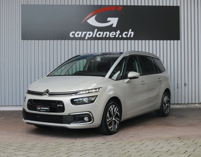 van Citroën C4 Spacetourer C4 Gr.Spacet.2.0 BHDi 160 PS Shine