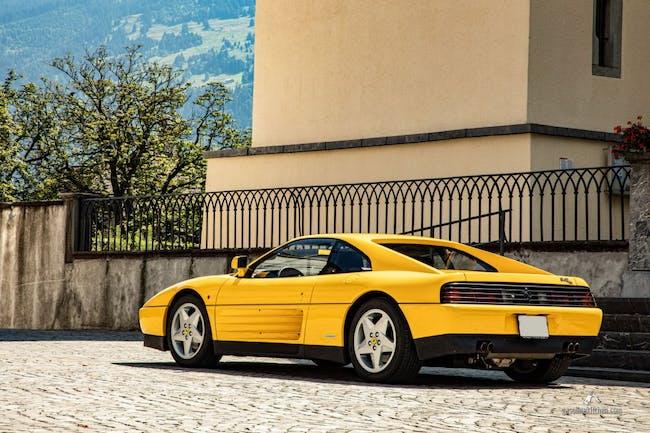 coupe Ferrari 348 tb