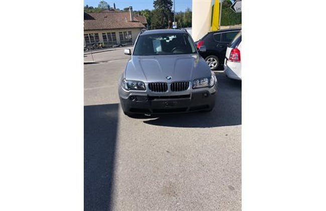 suv BMW X3 2.5i