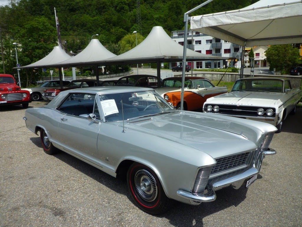 coupe Buick Riviera RIVIERA