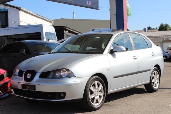 saloon SEAT Cordoba 1.4 16V Stylance Automatic