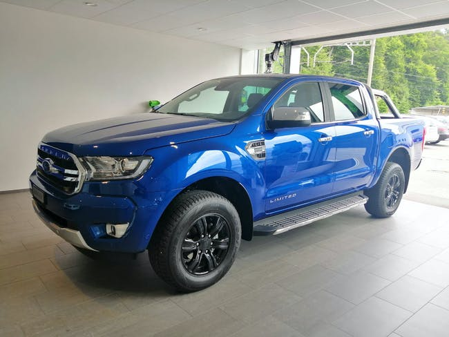 suv Ford Ranger DK.Pup 2.0 EcoBlue 4x4 Lim.