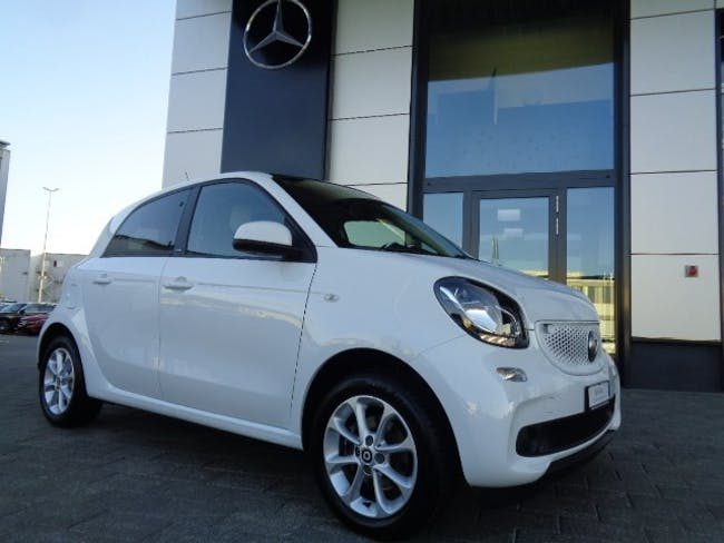 saloon Smart Forfour twinamic
