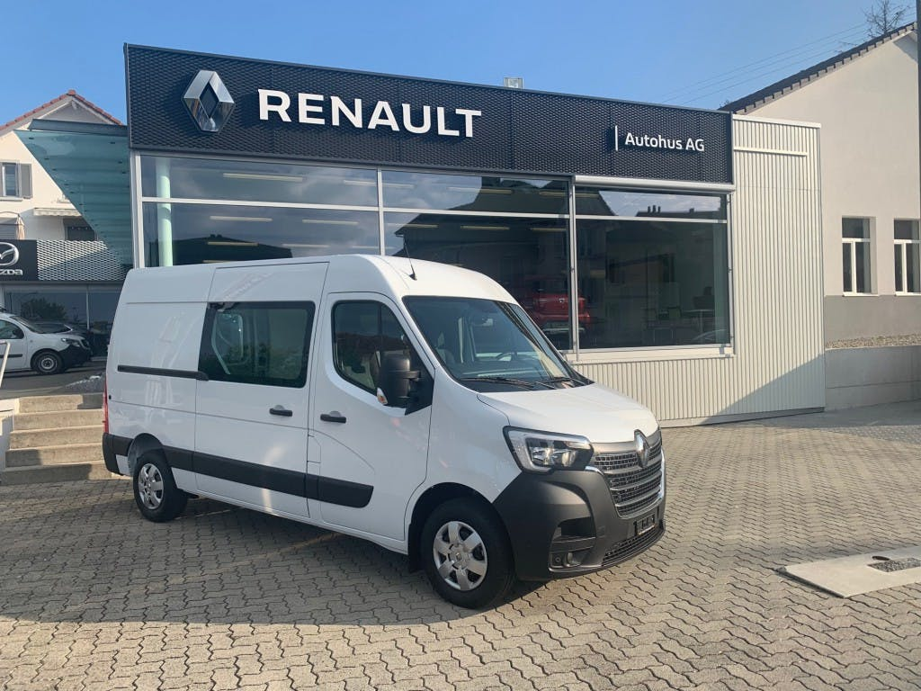 bus Renault Master T35 ENERGY 2.3dCi 150 L2H2