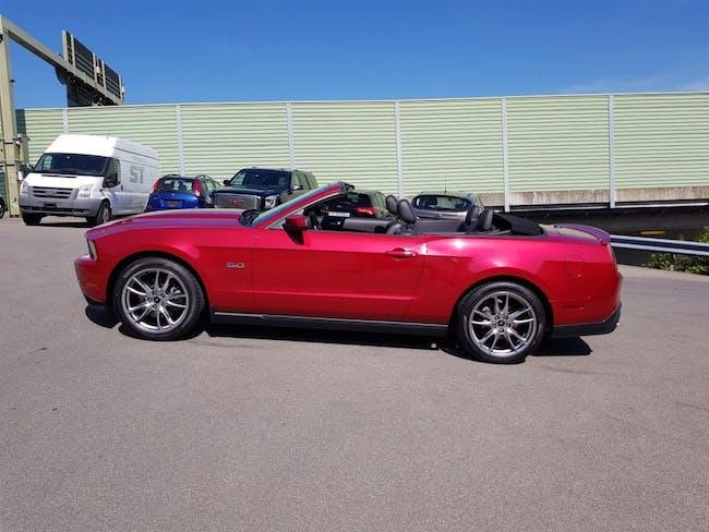 cabriolet Ford Mustang Cabrio 5.0 V8 GT Premium