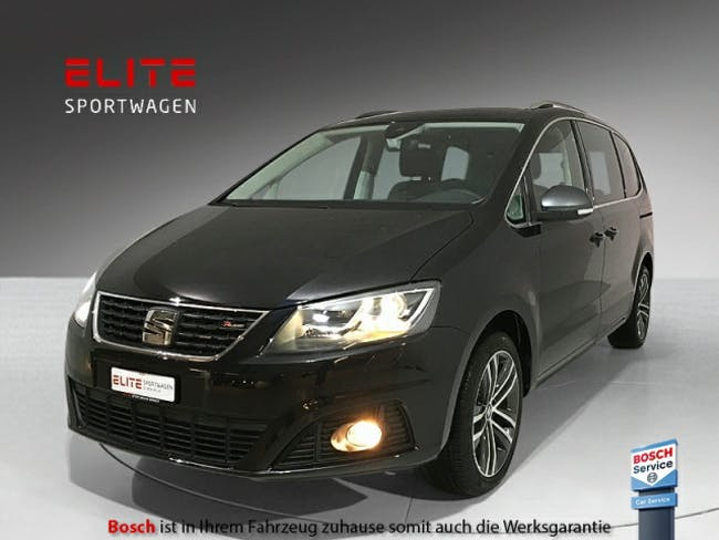 estate SEAT Alhambra 2.0TDI SW.FR 4x4 Adaptive Fahrwerksregelu