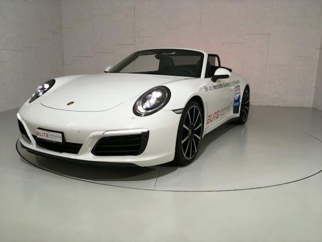 cabriolet Porsche 911 Carrera 4S Cabrio - PDK