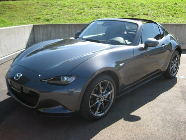 coupe Mazda MX-5 RF G 184 Revolution