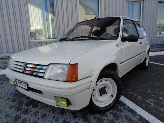 saloon Peugeot 205 1.9 Rallye