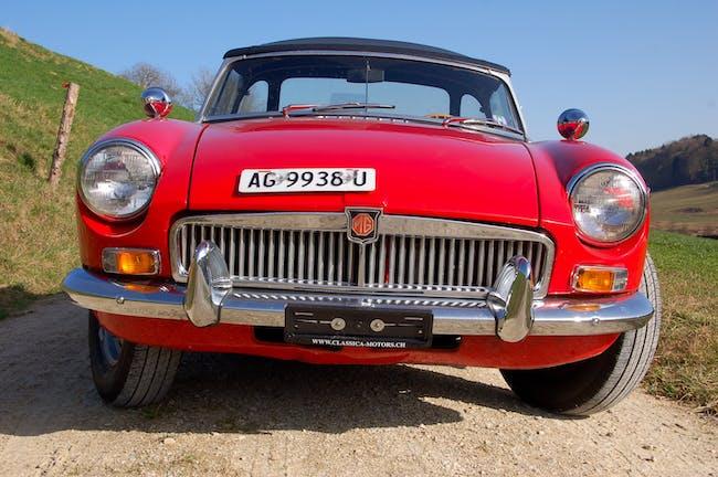 cabriolet MG MGB