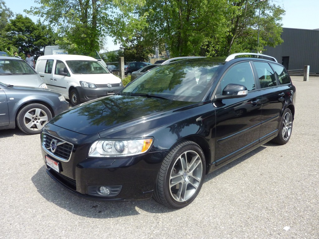 estate Volvo V50 DRIVe Start/Stop Business Edition