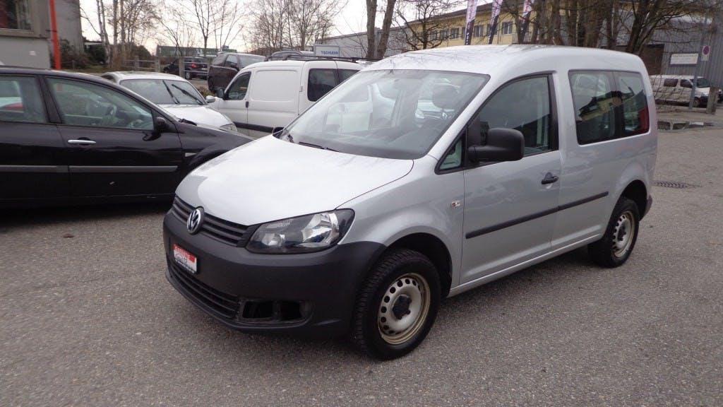 bus VW Caddy 2.0 TDI 4Motion