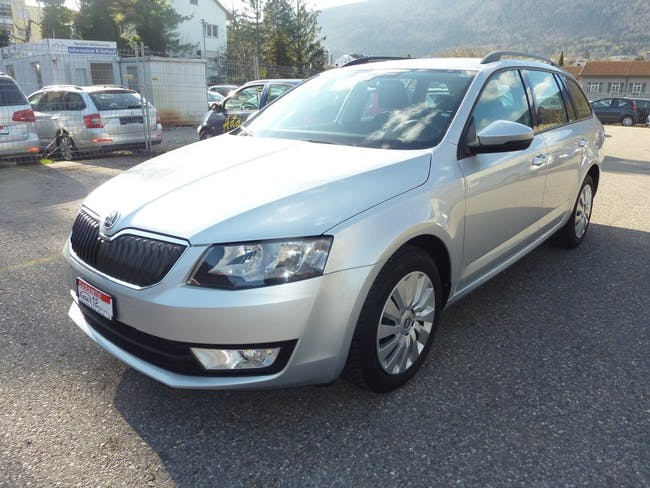 estate Skoda Octavia Combi 1.6 TDI Active