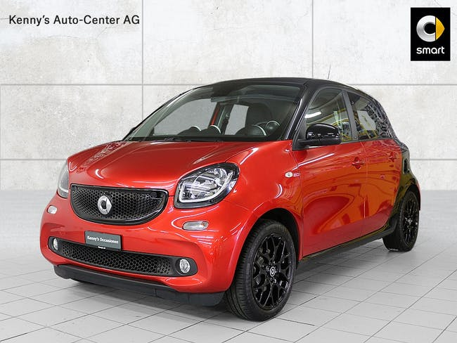 saloon Smart Forfour prime 71PS twinamic