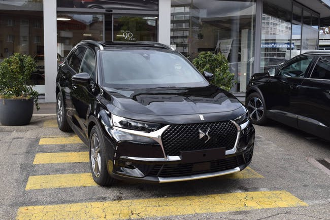 suv DS Automobiles DS7 Crossback 2.0 BlueHDi 180 Be Chic