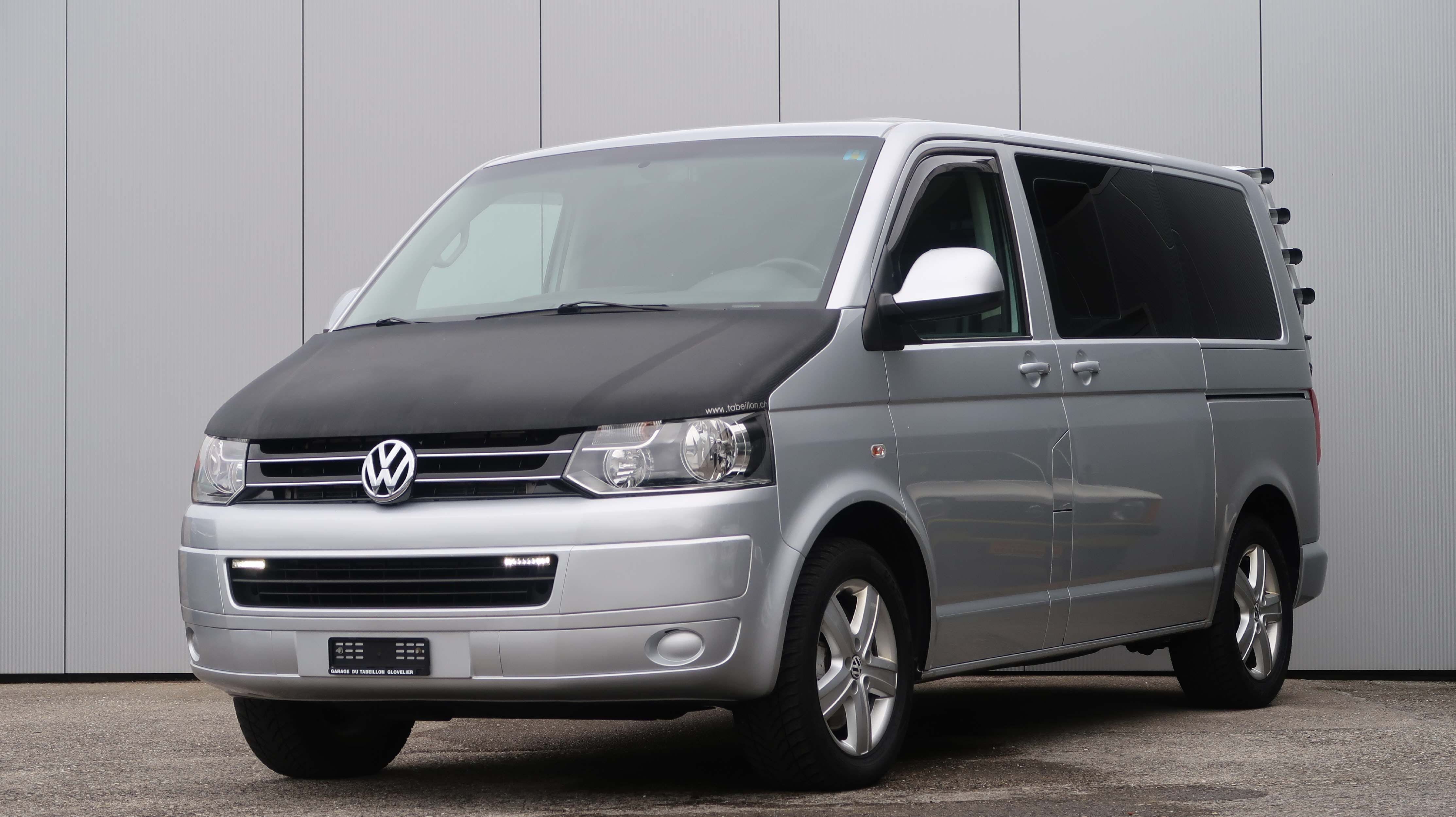 bus VW T5 Multivan 4motion Comfortline TDi