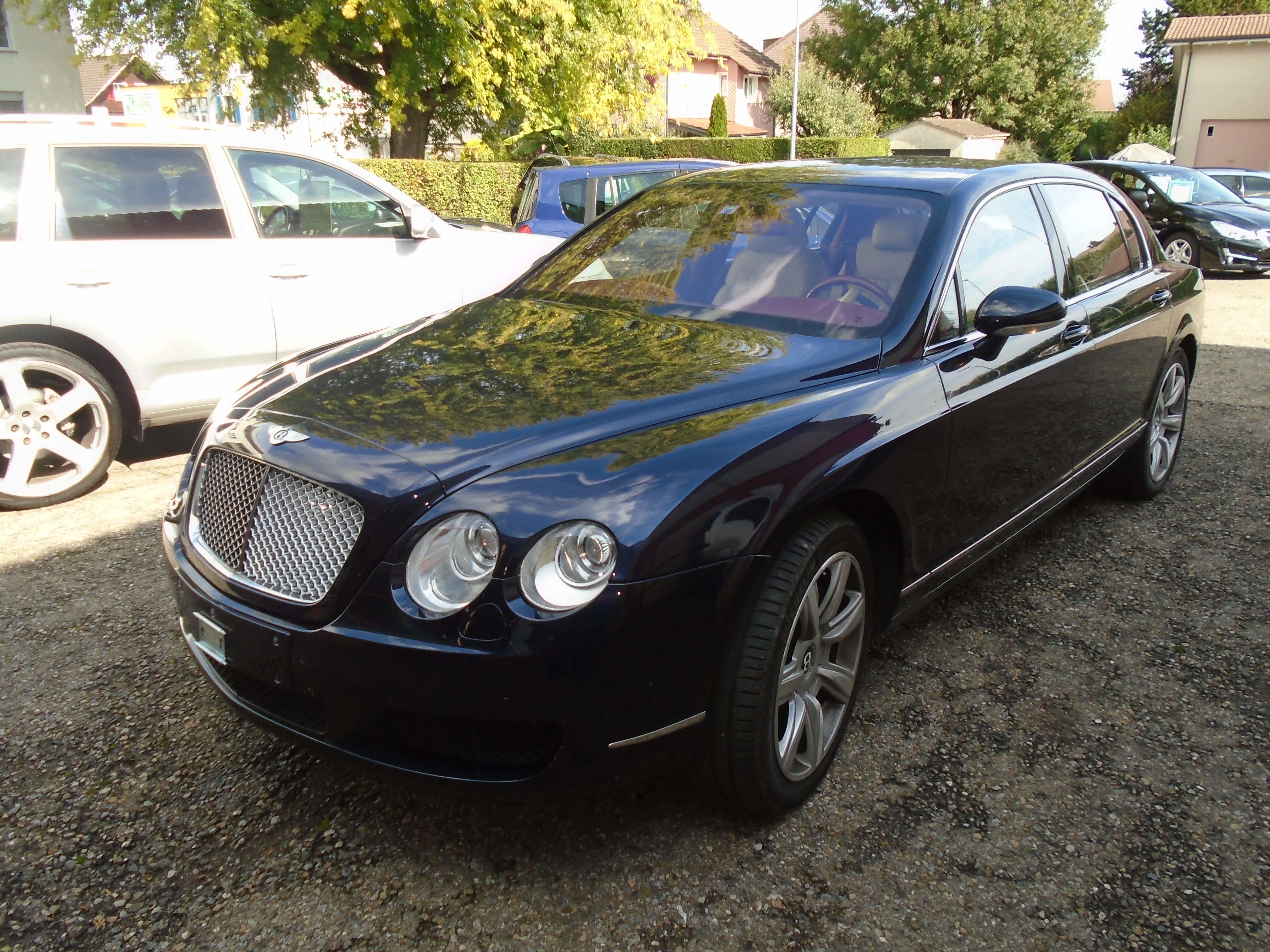coupe Bentley Continental GT 6.0 V12
