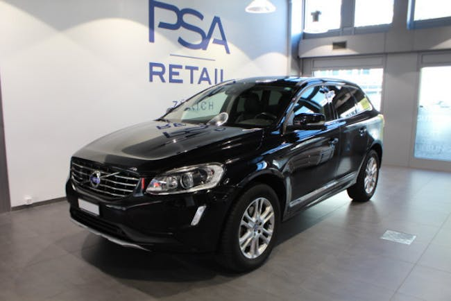 estate Volvo XC60 D5 AWD Summum